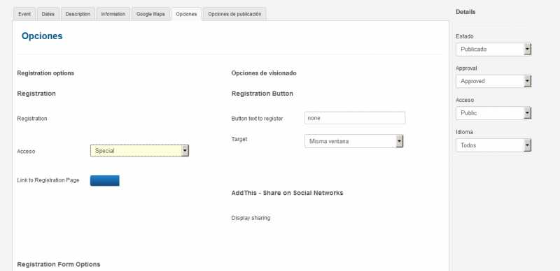 JoomliC - [SOLVED] How to hide or disable registration